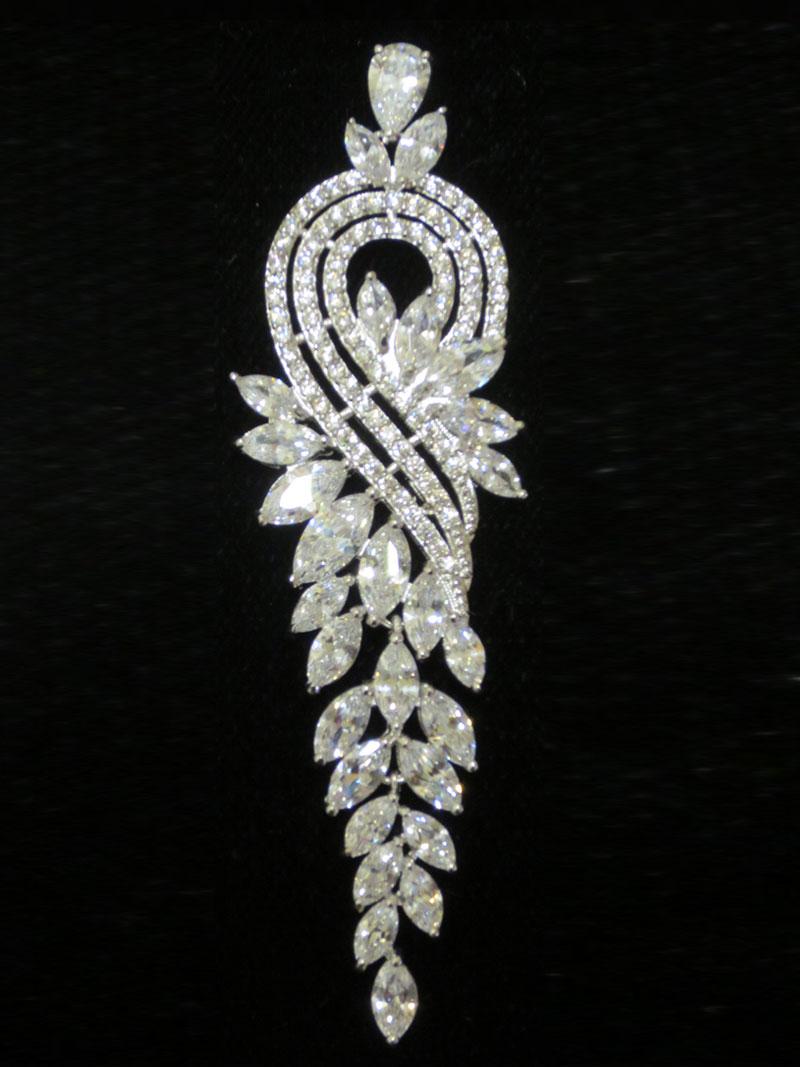 John-Zimmerman-Couture-Earrings-Model-Cornucopea-Gallery-Image-2