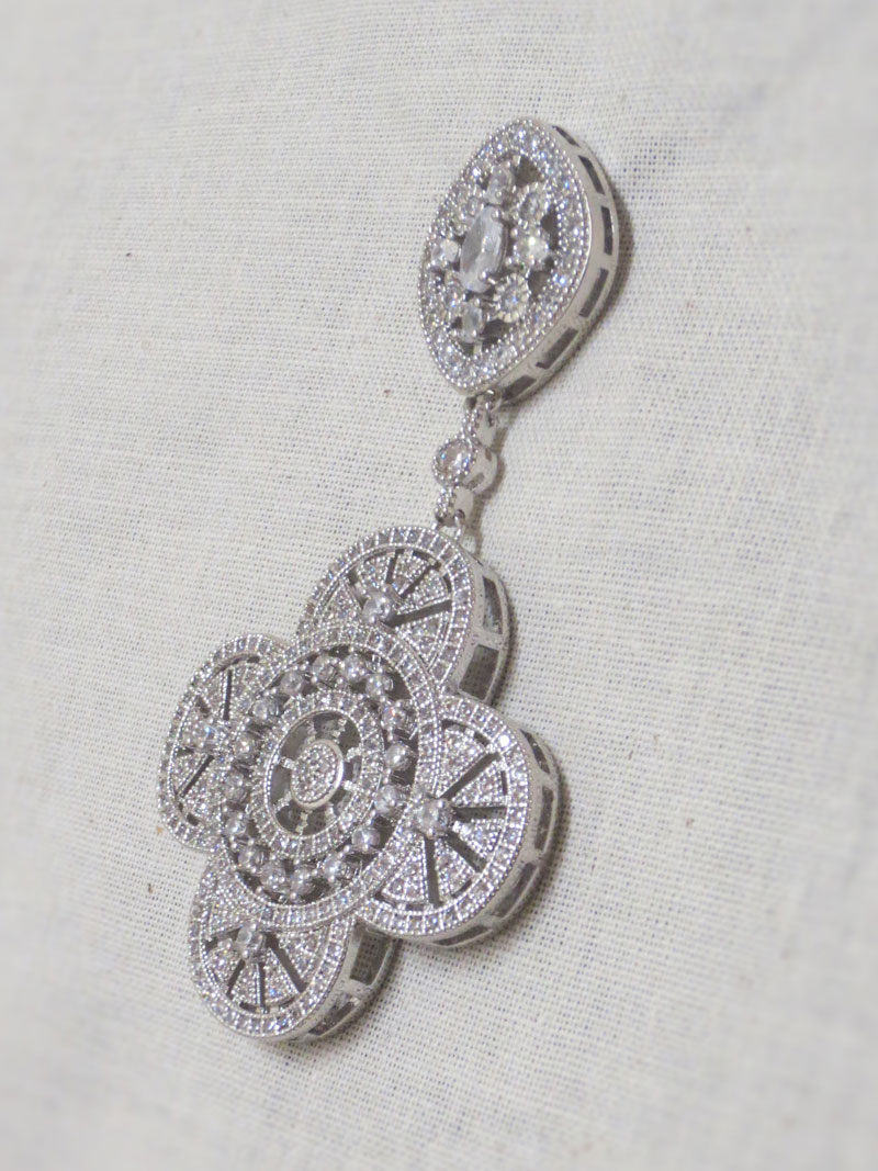 John-Zimmerman-Couture-Earrings-Model-Cross-Gallery-Image-3