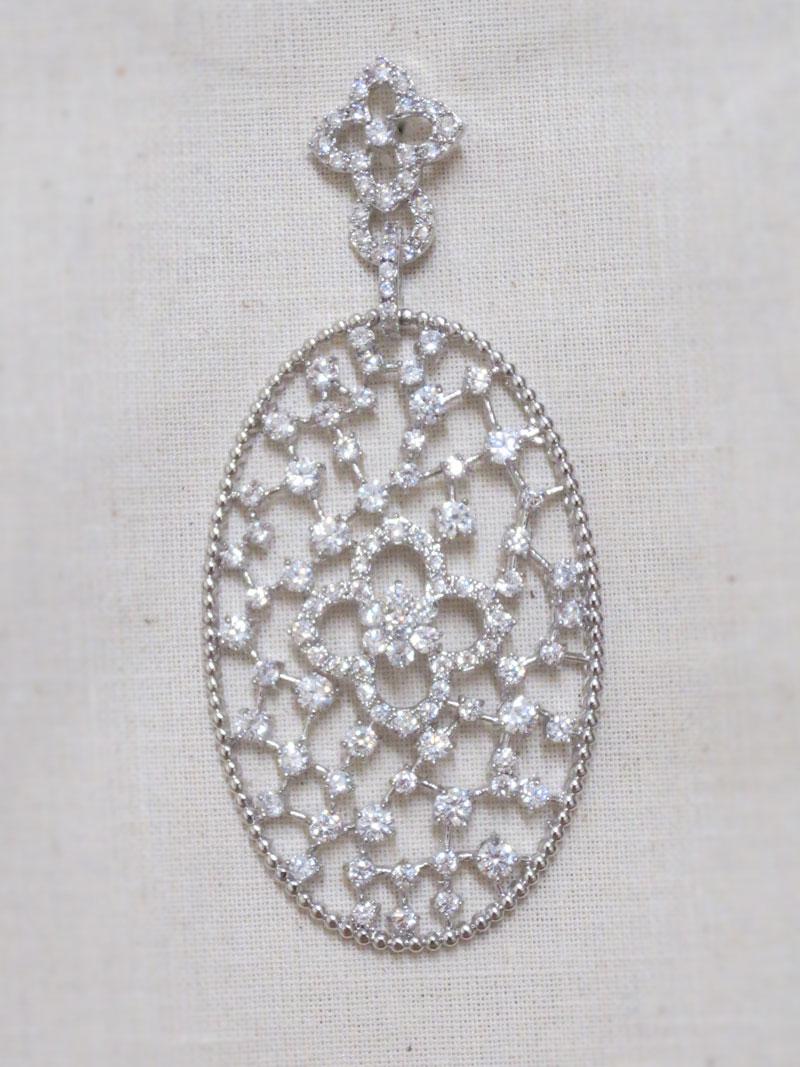 John-Zimmerman-Couture-Earrings-Model-Eastern-Gallery-Image-1